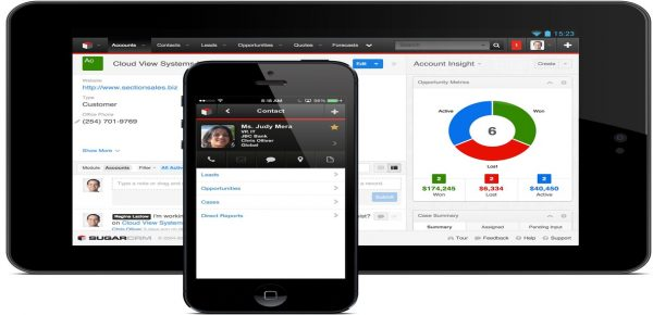 SugarCRM Mobile Overview